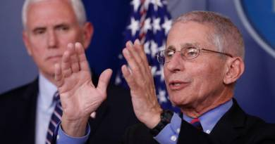 Fauci predicts up to 200,000 U.S. deaths as Trump weighs adjusting COVID-19 guidelines. Must Read