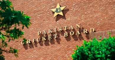 Pakistan Cricket Board (PCB) donates PKR 5million to fight COVID-19