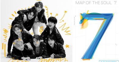 BTS smash record for best-selling album in South Korea with Map of the Soul 7