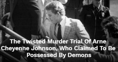 The Twisted Murder Trial Of Arne Cheyenne Johnson, Who Claimed To Be Possessed By Demons