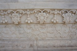 Marble Carvings Agra Fort