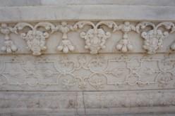 Marble Carvings Agra Fort