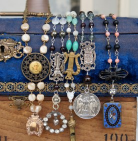 Collection of necklaces