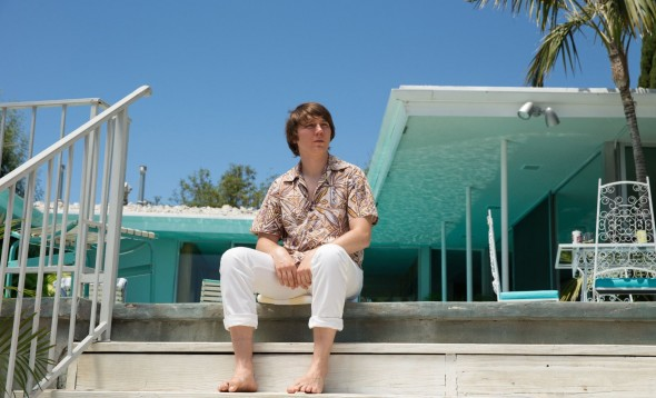 "This photo provided by Roadside Attractions shows, Paul Dano, as Brian Wilson, in a scene from the film, ""Love & Mercy."" (Francois Duhamel/Roadside Attractions via AP)"