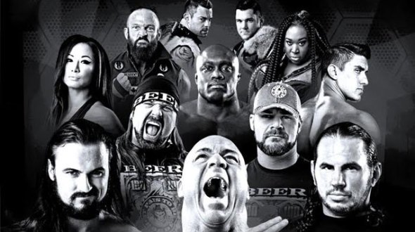 Full Roster for TNA UK Tour