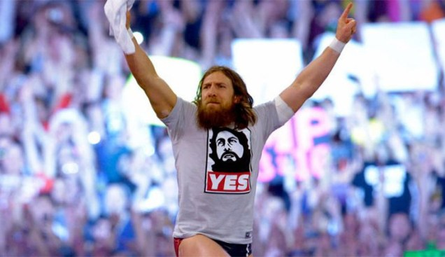 » Yes! Yes! Yes! The Raw Review 8/2/16 VultureHound MagazineDaniel Bryan Wrestlemania 30 Wallpaper