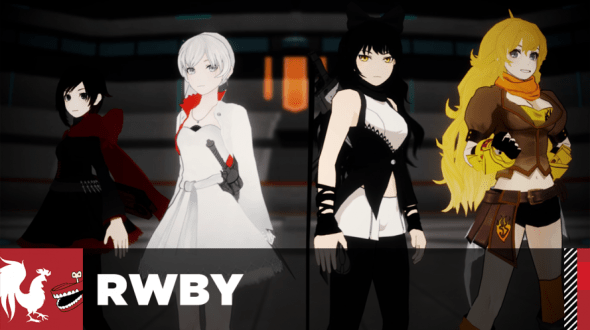 All-American Anime - RWBY: Volume 3 (DVD Review