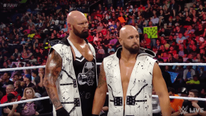 Is Bullet Club about to get reloaded?