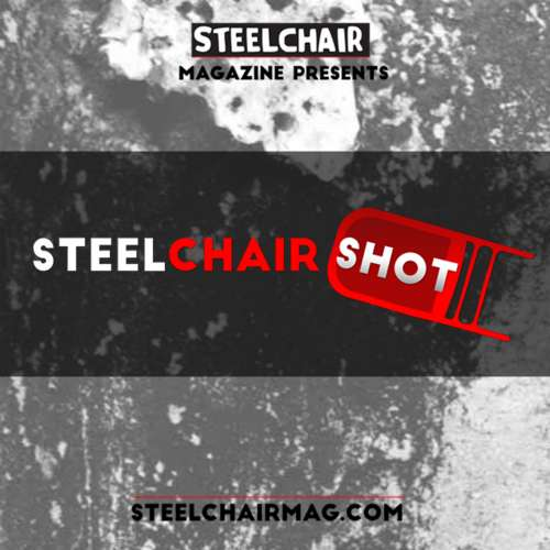 steel chair in wrestling mid century modern chairs leather steelchair shot cruiserweight classic final review