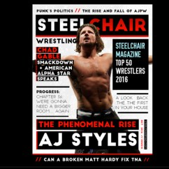 Steel Chair In Wrestling Universal Polyester Covers For Sale Steelchair Magazine 10 Out Now Vulturehound