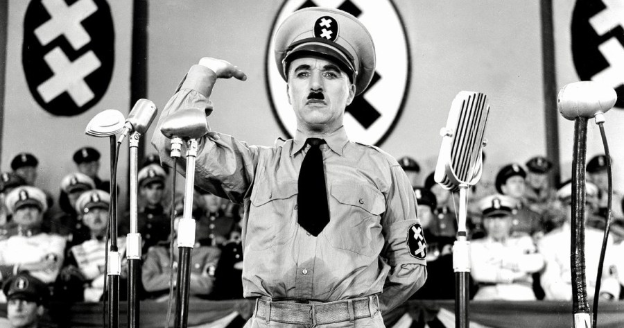 The Great Dictator Charlie Chaplin