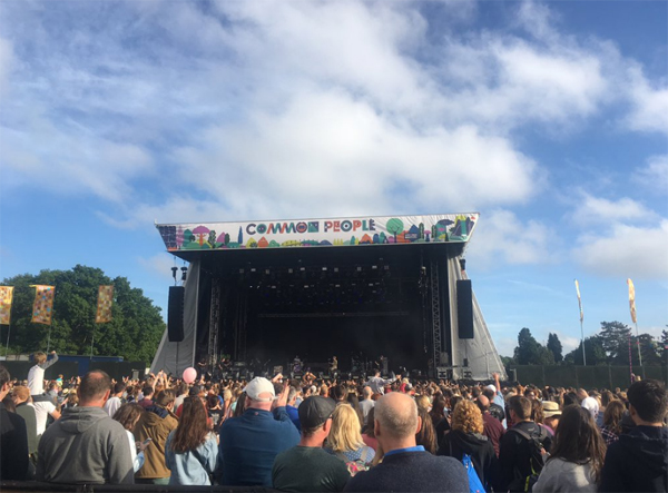 Main Stage - Common People 2017 VH