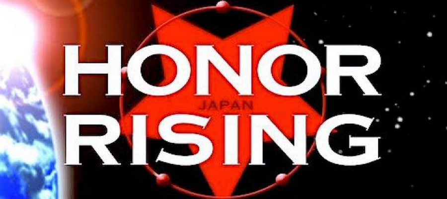 Image result for NJPW - ROH Honor Rising 2018