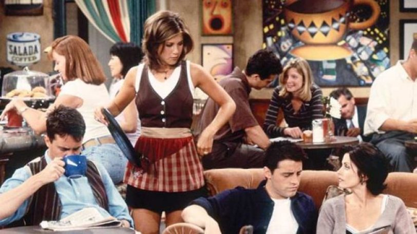 Friends Early Central Perk