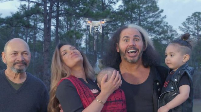 Woken Matt Hardy