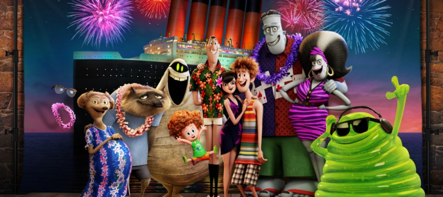 Scary Stuff (For Parents) - Hotel Transylvania 3: A Monster