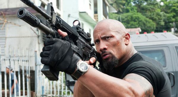 Dwayne Johnson Fast Five