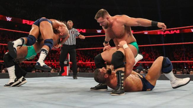 The Revival take down Roode and Gable
