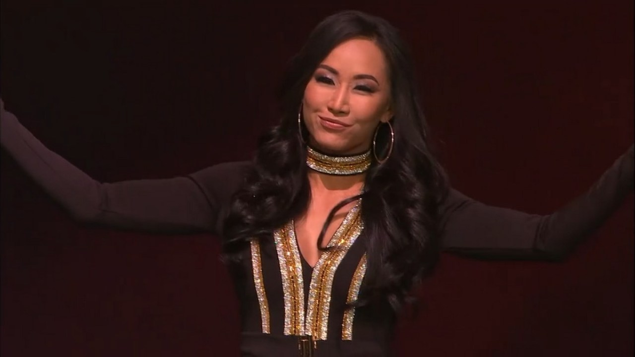 Gail Kim Hot Images gail kim and the state of the knockouts division: an impact