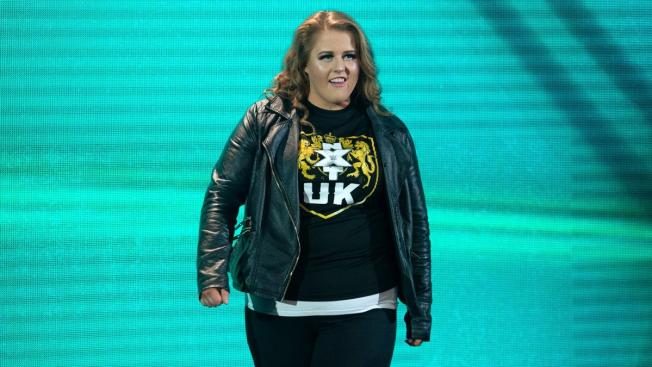 Piper Niven comes to NXT UK to challenge Rhea Ripley