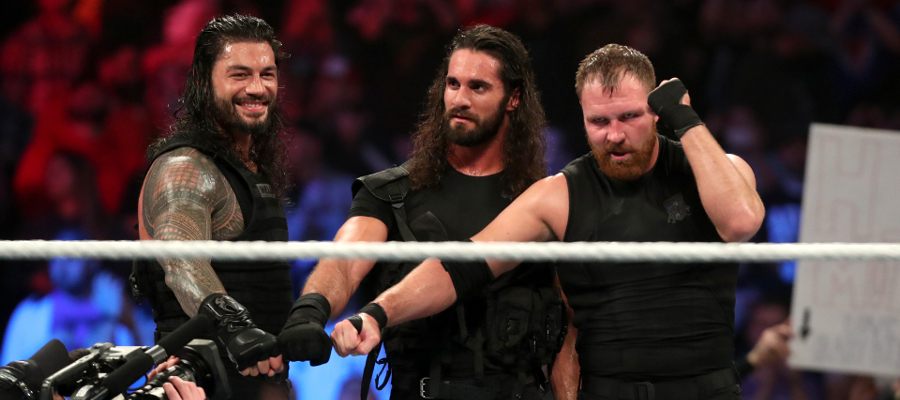 WWE Fastlane The Shield