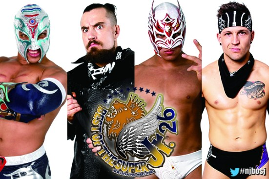 Titan, Scurll, Dragon Lee and Eagles
