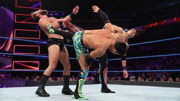 205 Live 11th June - 7