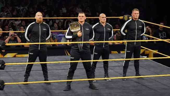 Imperium make their NXT debut