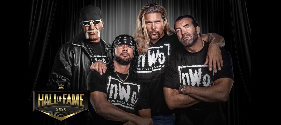 Wwe Hall Of Fame 2020 Full Show.The Nwo To Be Inducted Into The Wwe Hall Of Fame Class Of