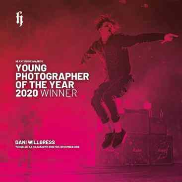 Young Photographer of the Year Winner