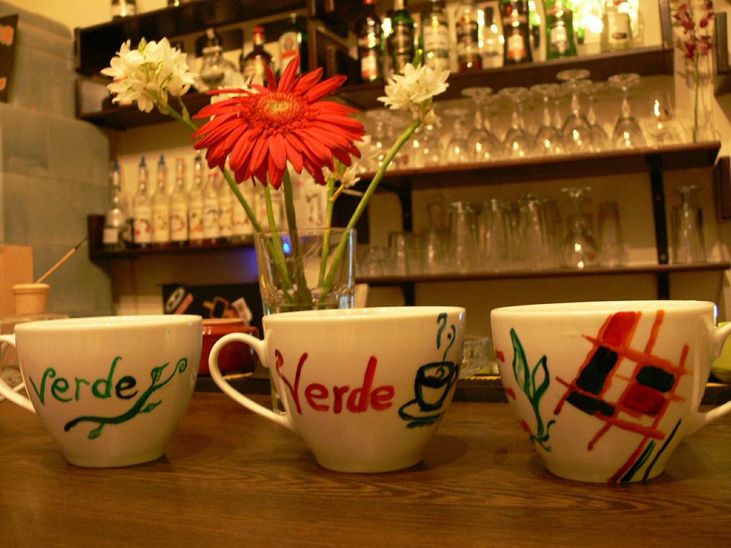 Cafenea Verde Cafe