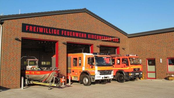 Freiwillige Feuerwehr FF Kirchwerder-Süd F2955
