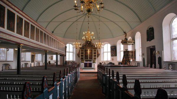 Ochsenwerder: Kirche St. Pankratius