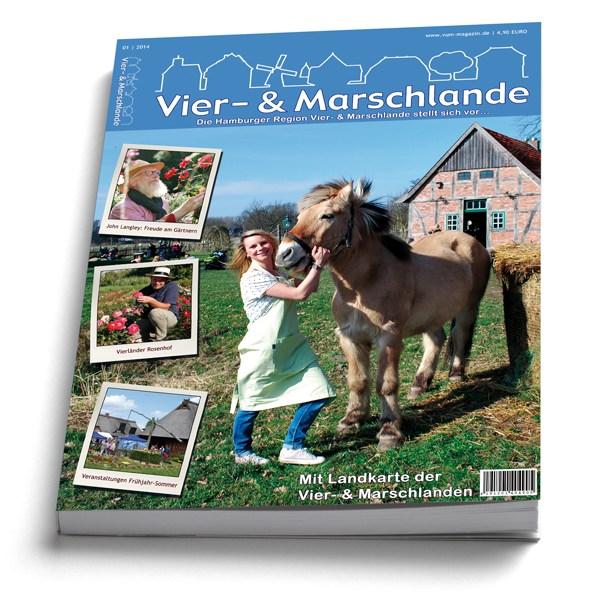 Vier- & Marschlande Regionalmagazin Nr. 3 (1/2014)