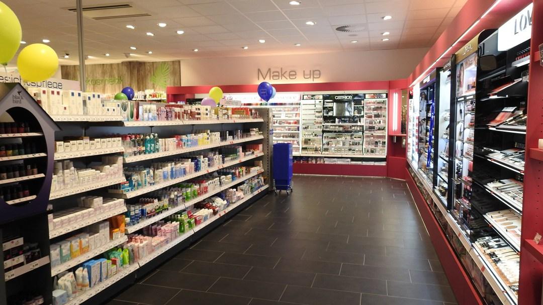 Eröffnung Budni in Neuengamme
