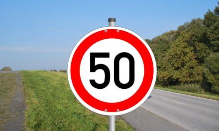 Nur noch Tempo 50 in den Vier- und Marschlanden