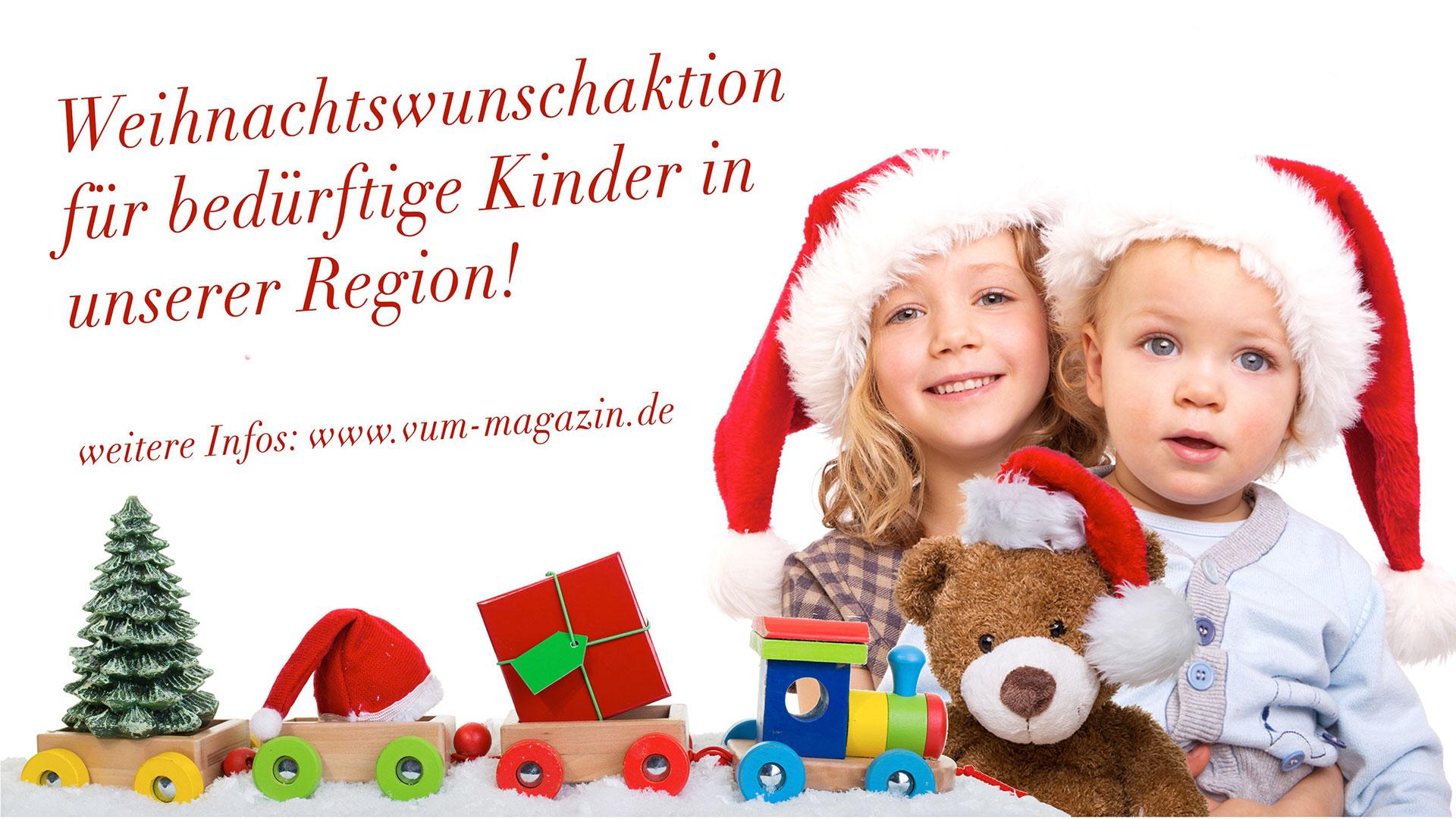 Weihnachtswunschaktion für bedürftige Kinder in den Vier- & Marschlanden