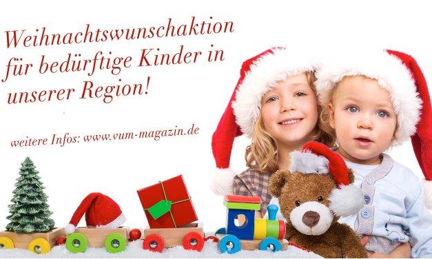 Weihnachtswunschaktion für bedürftige Kinder in den Vier- und Marschlanden