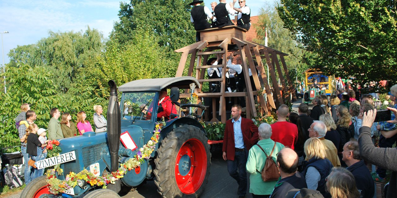 Erntedankfest Kirchwerder 2018