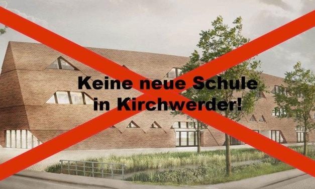 Amtlich: Schulneubau in Kirchwerder gestrichen!