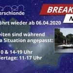 Hamburg: Elbfähre Zollenspieker-Hoopte – neue Fahrzeiten in Corona Situation