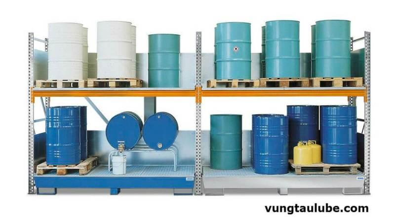Hướng dẫn lưu trữ và bảo quản dầu nhớt công nghiệp