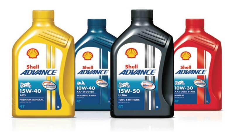 Thông số kỹ thuật dầu nhớt Shell Advance AX3 (Shell Đỏ)