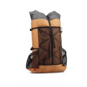 Hiking Backpack Orange 36 Litre only 540 grams Unisex