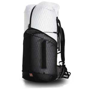 Ultralight Weight Backpack with Internal Frame 55L White