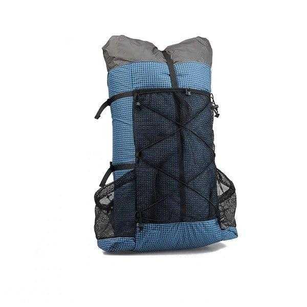 Hiking Backpack Blue 36 Litre only 540 grams Unisex