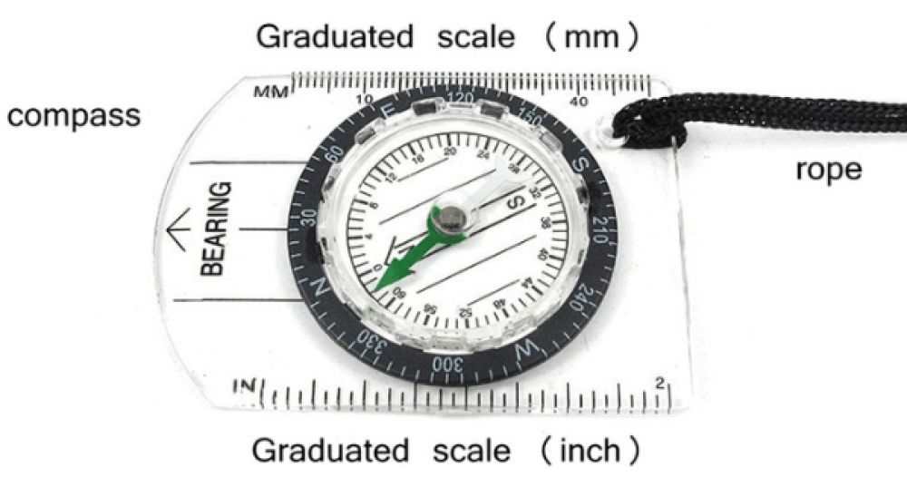 Compass scales