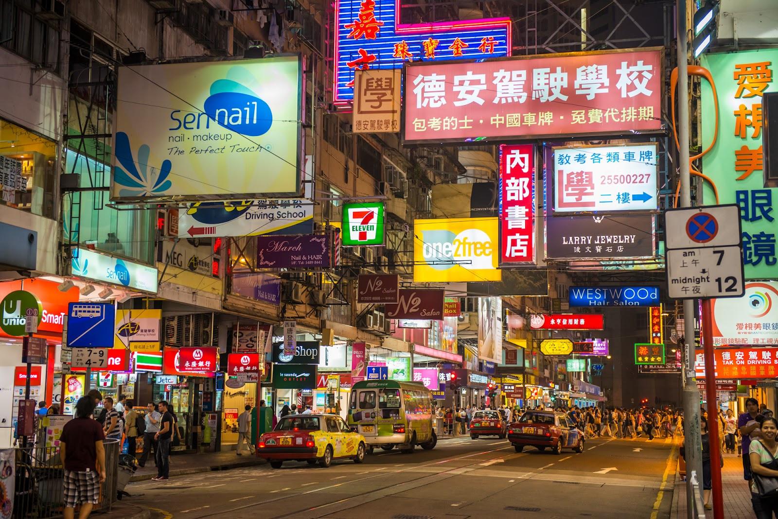 các chợ sỉ ở Trung Quốc