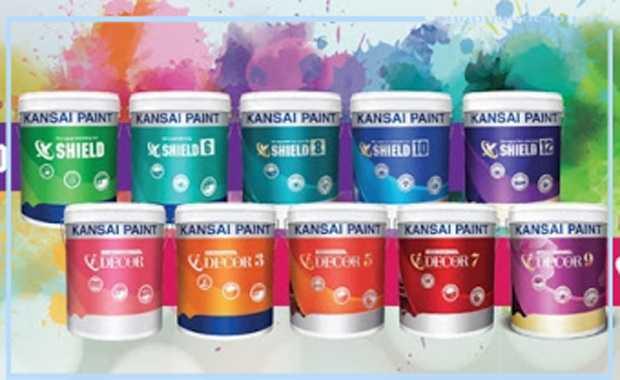 Bảng báo giá sơn Kansai mới nhất