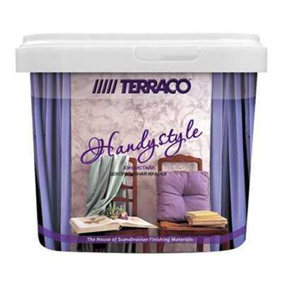 Hướng Dẫn Thi Công Sơn Tạo Vân Gai Terraco Handytex